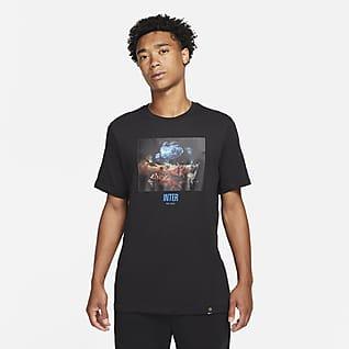 Inter Mailand Fußball-T-Shirt für Herren