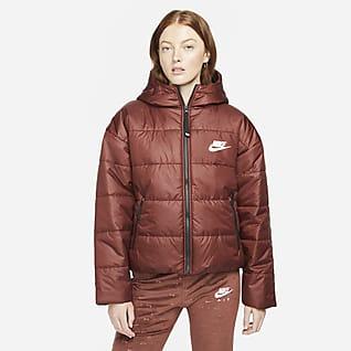 Nike Sportswear Therma-FIT Repel Kapucnis női kabát
