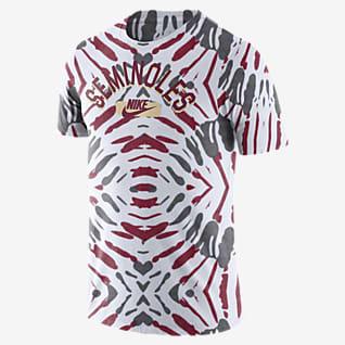 Nike College (Florida State) Men's Printed T-Shirt