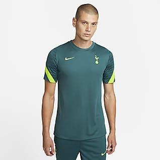 Tottenham Hotspur Strike Мужская игровая футболка с коротким рукавом Nike Dri-FIT