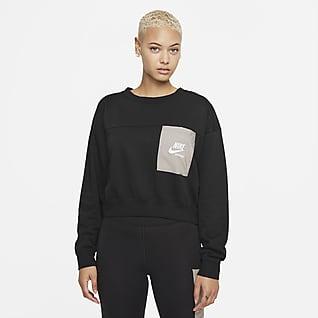 Nike Sportswear Heritage Women's Oversized Fleece Crew