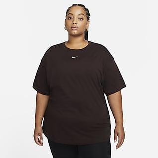 Nike Sportswear Essential Women's Oversized Short-Sleeve Top (Plus Size)