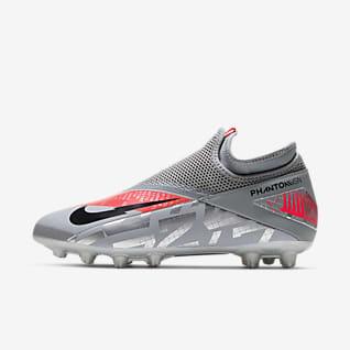 Nike Phantom Vision 2 Academy Dynamic Fit HG Hard-Ground Soccer Cleat