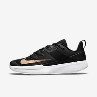 NikeCourt Vapor Lite Sapatilhas de ténis para terra batida para mulher