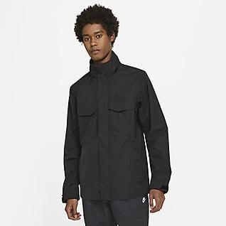 Nike Sportswear Premium Essentials M65-jakke med fôr til herre