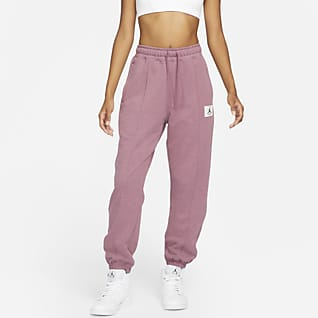 Jordan Essentials Pantalones de tejido Fleece para mujer