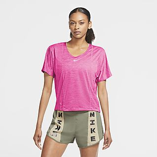 Nike Icon Clash City Sleek Женская беговая футболка