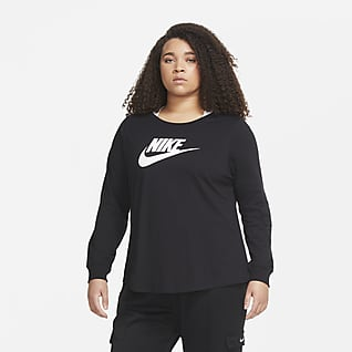 Nike Sportswear Essential T-skjorte til dame (Plus Size)