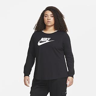 Nike Sportswear Essential T-shirt para mulher (tamanhos Plus)