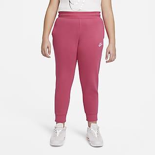 Nike Sportswear Club Fleece Pantalones para niña talla grande (talla extendida)