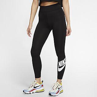Nike Sportswear เลกกิ้งเอวสูงผู้หญิง