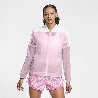 Nike Icon Clash Damen-Laufjacke