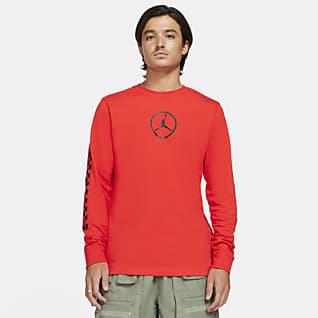 Jordan Sport DNA เสื้อยืดแขนยาวผู้ชาย