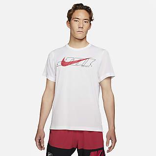 Nike Sport Clash 男款短袖訓練上衣
