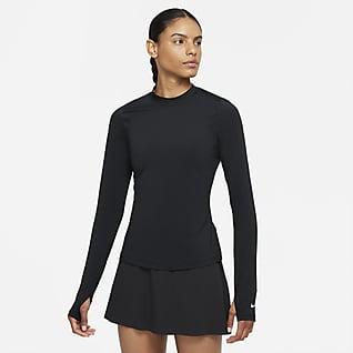 Nike Dri-FIT UV Victory Långärmad golftröja för kvinnor