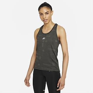 Nike Air Dri-FIT เสื้อกล้ามวิ่งผู้หญิง