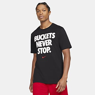 "Nike Dri-FIT ""Buckets"" Playera de básquetbol para hombre"
