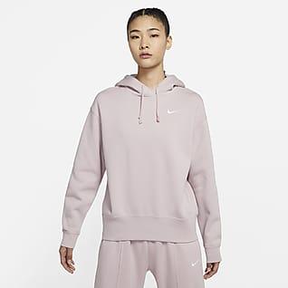 Nike Sportswear 女子起绒连帽衫