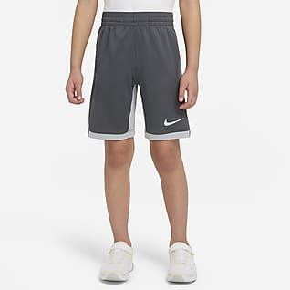 Nike Dri-FIT Trophy Shorts de entrenamiento para niño talla grande