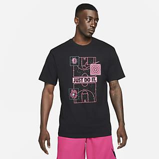 "Nike ""Just Do It."" Playera de básquetbol para hombre"