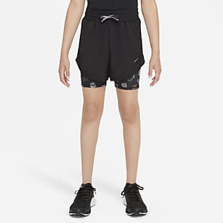 Nike Dri-FIT Tempo Pantalons curts de running - Nena