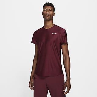 NikeCourt Dri-FIT Advantage Męska koszulka do tenisa