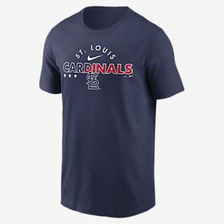 Nike Americana (MLB St Louis Cardinals) Men's T-Shirt