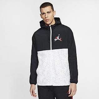 Jordan Jumpman Classics เสื้อแจ็คเก็ตกันลมผู้ชาย