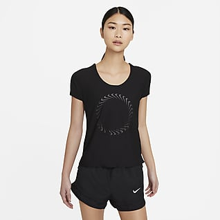Nike Icon Clash Miler Women's Short-Sleeve Running Top