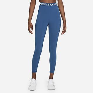 Nike Pro 365 Leggings de 7/8 y tiro alto para mujer