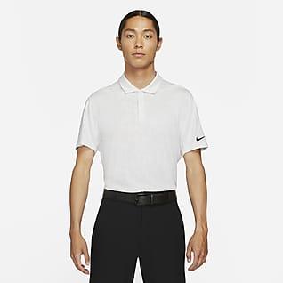 Nike Dri-FIT Tiger Woods เสื้อโปโลกอล์ฟผู้ชาย