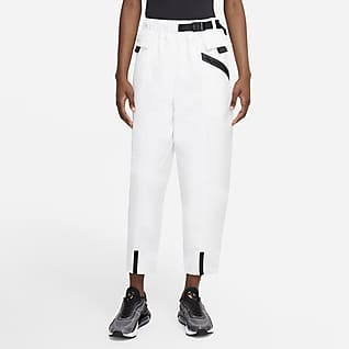 Nike Sportswear Tech Pack Calças entrançadas de corte arredondado para mulher