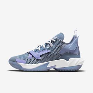 "Jordan ""Why Not?""Zer0.4 Sapatilhas de basquetebol"