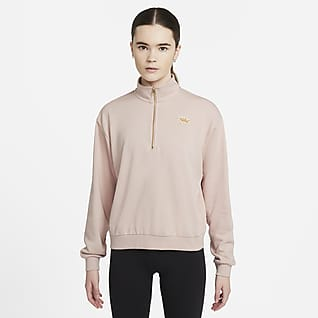 Nike Sportswear Femme Camisola com fecho a 1/4 para mulher