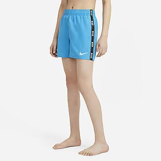 Nike Plavecké 10cm kraťasy pro větší děti (chlapce)