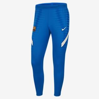 FC Barcelona Strike Elite Мужские футбольные брюки Nike Dri-FIT ADV