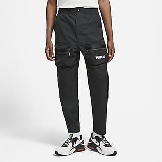 Nike Sportswear City Made Vävda byxor för män
