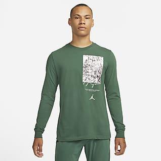 Jordan Dri-FIT Air Men's Long-Sleeve T-Shirt