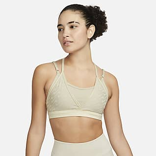 Nike Dri-FIT Indy Icon Clash Women's Light-Support Padded Strappy Sports Bra