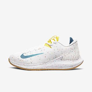 Nike Nike NikeCourt Flare Women's Tennis Shoe Size 9 (Blue) from NIKE | ShapeShop