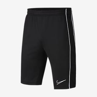 Nike Dri-FIT Academy กางเกงฟุตบอลขาสั้นเด็กโต