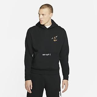 Jordan Why Not? Felpa in fleece con cappuccio - Uomo
