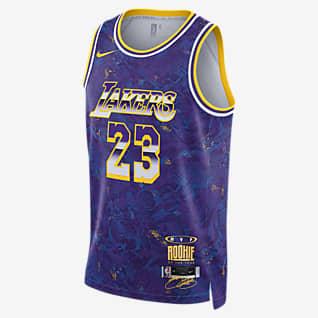 LeBron James Select Series Nike NBA Jersey 男子球衣