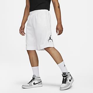 Jordan Rise Striped Triangle Shorts de básquetbol para hombre