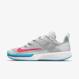 NikeCourt Vapor Lite Sapatilhas de ténis para terra batida para homem