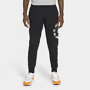 Nike Sportswear JDI Pantalones de tejido Fleece para hombre