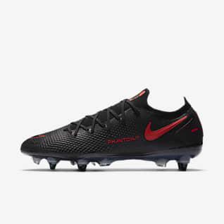 Nike Phantom GT Elite SG-Pro AC Fotbollssko för vått gräs