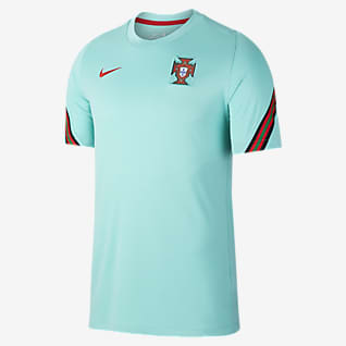 Portugal Strike Kortermet fotballoverdel til herre