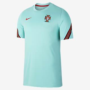 Portugal Strike Men's Short-Sleeve Football Top
