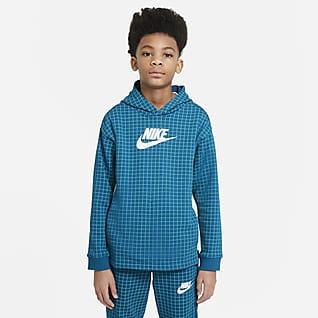 Nike Sportswear Sudadera para niño talla grande